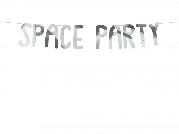 Girlande - Space Party Weltall
