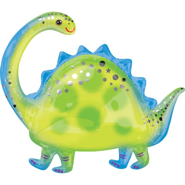 SuperShape Dinosaurier 81x68cm