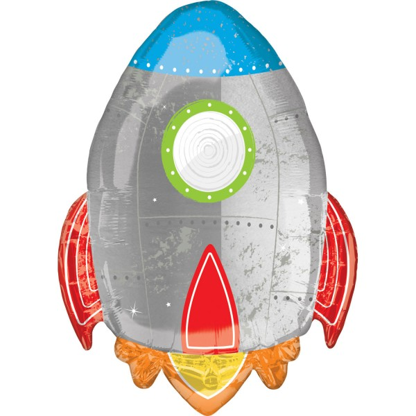 SuperShape Rakete 73cm